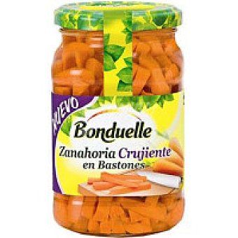 Bonduelle Zanahoria crujiente en bastones Tarro 180 g