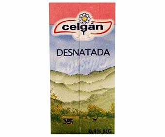 Celgan Preparado Lácteo Desnatada Brik de 1 Litro