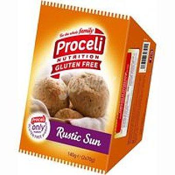 Proceli Rustic sun Paquete 140 g