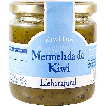 LIEBANATURAL Mermelada de kiwi envase 360 g Envase 360 g