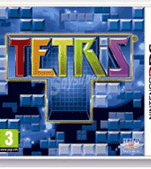 Nintendo Juego 3DS tetris 3D