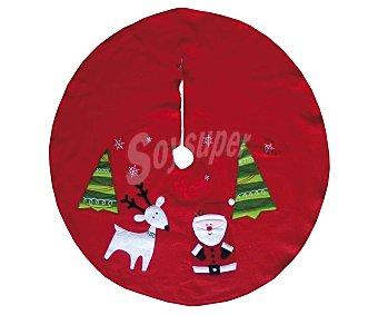Actuel Cubre pie de árbol de navidad de 104cm ACTUEL.