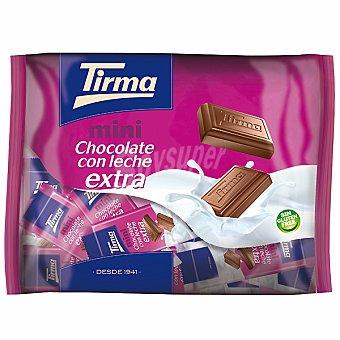 Tirma Mini chocolate con leche extra Bolsa 210 g