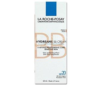 La Roche-Posay Crema hidratante unificante con efecto iluminador para pieles sensibles, 40ml