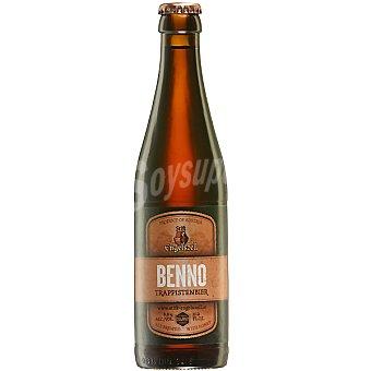 ENGELSZELL BENNO TRAPENSE cerveza rubia austriaca de abadía  botella 33 cl
