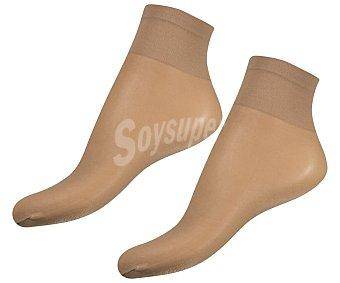 Mimi Pack de 2 pares de calcetines para mujer talla única