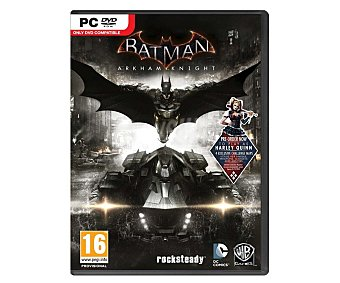 Acción Batman Arkham Knight Pc