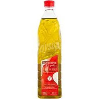Mueloliva Aceite de oliva intenso Botella 1 litro