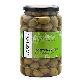 Jose Lou Aceituna verde machacada 1,4 kg