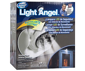 BEST OF TV Lámpara led Light Angel con detección de movimiento 1 Unidad