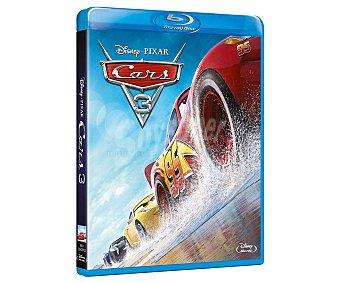 Disney Cars 3, 2017, película en Blu-Ray. Género: animación. Edad: + 6 años