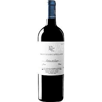 Pago de Los Capellanes Vino tinto roble D.O. Ribera del Duero Botella de 75 cl