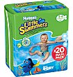 Pañales t 3/4 little swimmer 20 unidades Huggies