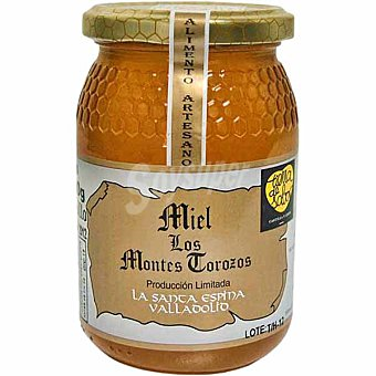 Los Montes Torozos Miel de tomillo Frasco 500 g