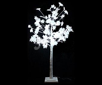 Actuel Abeto artificial de exterior e interio de 150 centímetros, con 96 luces led, ACTUEL.
