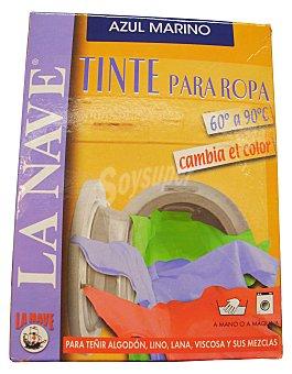 La Nave Tinte ropa azul Caja 2 sobres