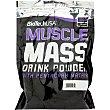 Muscle Mass bebida en polvo con 5 fuentes de hidratos de carbono envase 1 kg envase 1 kg Biotech usa