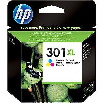 HP Nº 301 XL cartucho tricolor