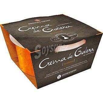 SAZONE & SALTEE Crema de galera auténtica Tarrina 350 ml