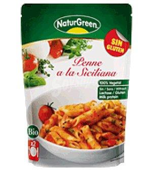 Naturgreen Penne a la Siciliana Bio Sin Gluten 150 g