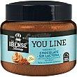 You Line tarrina de helado de chocolate sin lactosa tarrina 376 g La Ibense Bornay