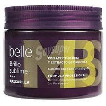 Belle Mascarilla brillo sublime Tarro 300 ml