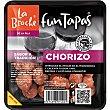 Fun Tapas chorizo  envase 100 g La Broche