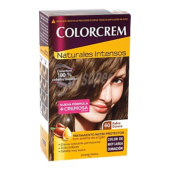 Colorcrem Tinte rubio Oscuro Nº 60 Caja 1 u