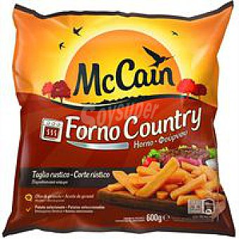 Mc Cain Patatas Forno Country Bolsa 600 g