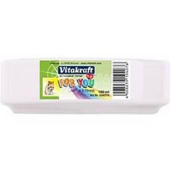 Vitakraft Comedero Ceramica Hamster 100 ml
