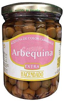 HACENDADO Aceituna arbequina  Tarro 250 g Peso escurrido