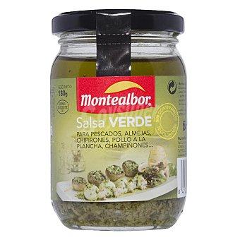 Montealbor Salsa ver Frasco 180 g