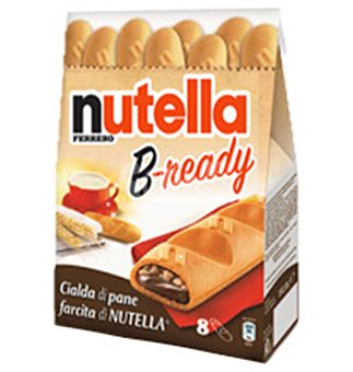 Nutella B-ready T.8