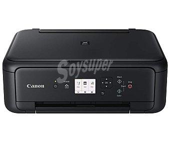 Canon Impresora multifunción wifi Pixma TS5150, imprime, copia y escanea, Bluetooth, pantalla LCD imprime, copia y escanea, Bluetooth, pantalla LCD