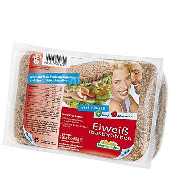 Pan de proteínas para tostar 260 g
