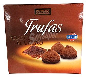 Hacendado Trufas cacao Caja 250 g