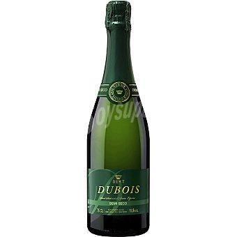 Dubois Cava brut Gran Creman botella 75 cl