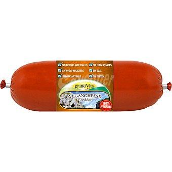 GRANOVITA Vegancheese Sabor queso Cheddar 100% vegano Envase 200 g