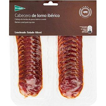 El Corte Inglés Cabecero de lomo ibérico sin gluten envase 100 g pack 2 x 50 g