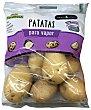 Patatas al vapor (para hacer en microondas) Paquete de 500 g Verdifresh