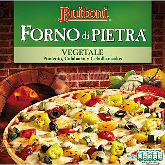 Buitoni Pizza Forno Di Pietra Vegetale Caja 370 g