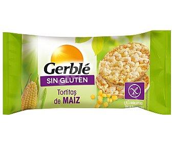 Gerblé Tortitas de maíz sin gluten 130 g