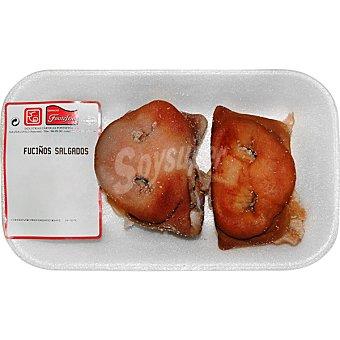 FONTEFRIA Cerdo morro salado peso aproximado Bandeja 400 g