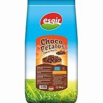 Esgir Pétalos de chocolate sin gluten Paquete 375 g