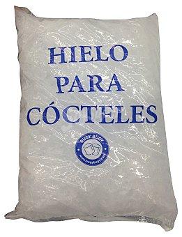 BUGY BUGY Hielo escamas cócteles Paquete 2Kg
