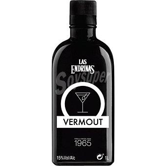 Las Endrinas Vermouth rojo botella 1 l