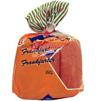 Condis Bocatas hot dog . 310 grs 6 UNI