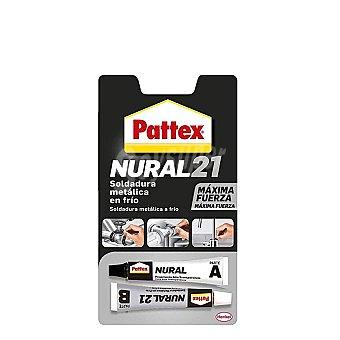 Pattex Adhesivo Componentes Aluminio 2 ud