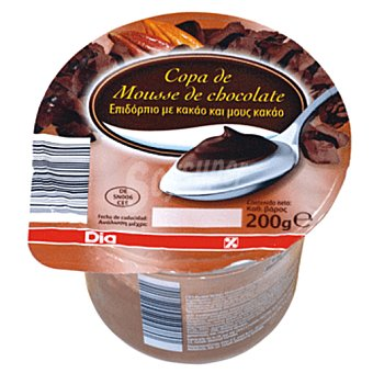 DIA DIA crema doble chocolate  200 g