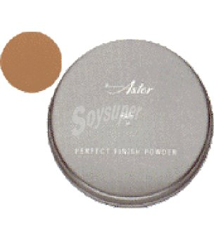 Astor Polvos microfinos de acabado maquillaje natural, mate con borla aplicadora - perfect finish powder nº008 1 ud